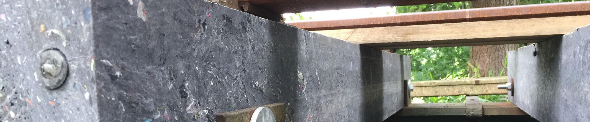 RELUX Umwelt Recycling und Entsorgung Bahnschwellen